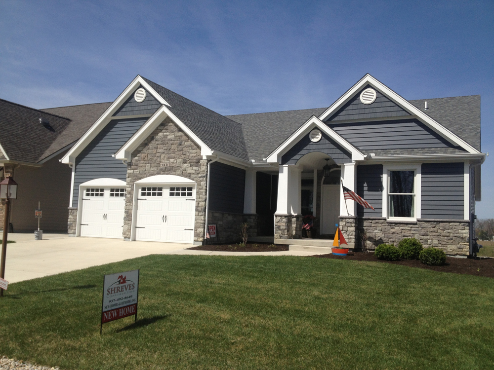 Shreves Construciton Indian Lake Model Home for Sale